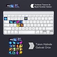 Ahri: Klavye Sticker Set