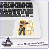 Valorant Sticker : Raze M3