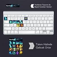 Karthus: Klavye Sticker Set