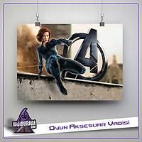 Black Widow 8: Poster