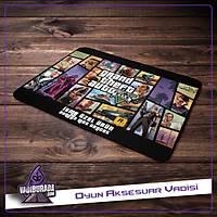 Ýsme Özel GTA 5: Mouse Pad M:10