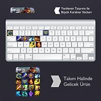 Wukong: Klavye Sticker Set