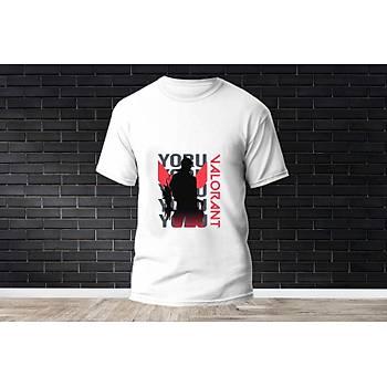 Yoru Baskýlý Model 5  T-Shirt