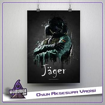 Rainbow Six Siege : Jager Poster