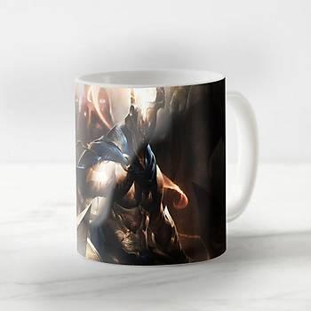 League Of Legends Pantheon Baskýlý Kupa Bardak