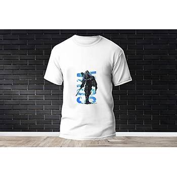 Sova Baskýlý Model 23  T-Shirt