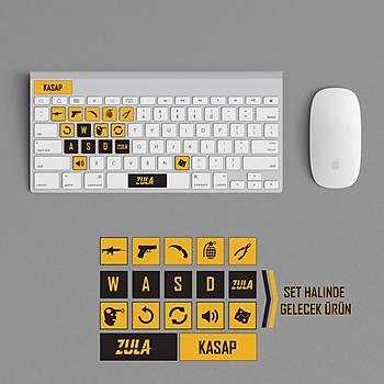 Zula: Klavye Sticker