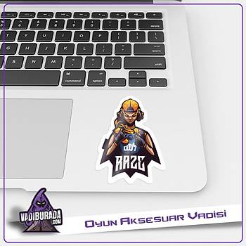 Valorant Sticker : Raze