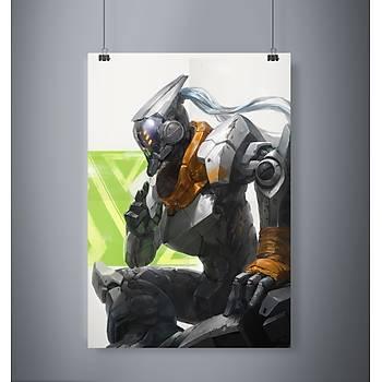 Master Yi: Poster