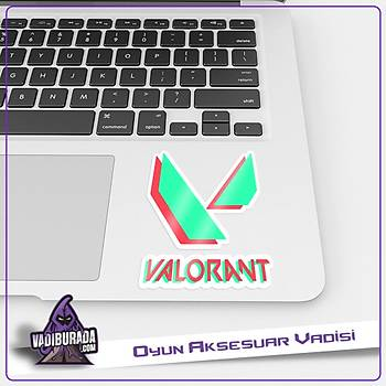 Valorant Sticker : Logo M4