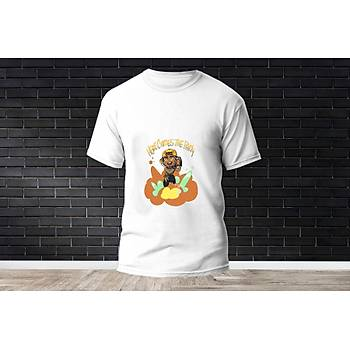 Raze Baskýlý Model 3  T-Shirt