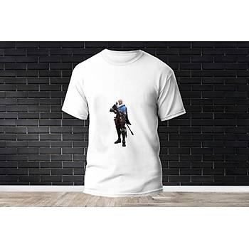 Sova Baskýlý Model 11  T-Shirt