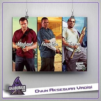 GTA 5: M2: Poster