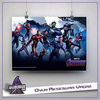 Avengers 34: Poster