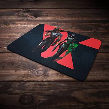 Valorant Model 1 Baskýlý Mousepad (BÜYÜK GAMEPAD)