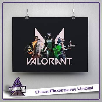 Mix3 : Valorant Poster