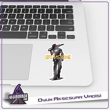 Valorant Sticker : Brimstone M2