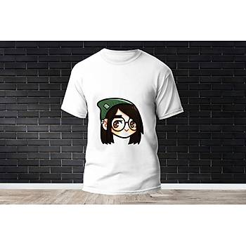 Killjoy Baskýlý Model 19  T-Shirt