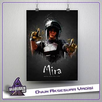 Rainbow Six Siege : Mira Poster