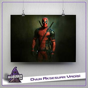Deadpool 10: Poster