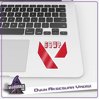 Valorant Sticker : GGWP
