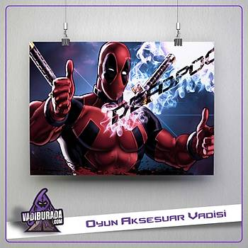 Deadpool 11: Poster