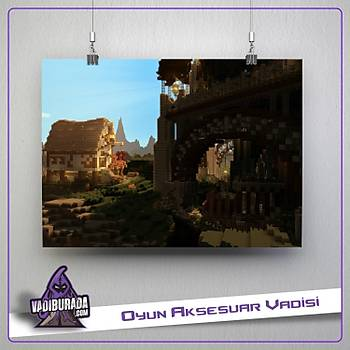 Minecraft: Poster: M5