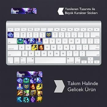 Taric: Klavye Sticker Set