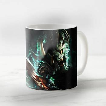 League Of Legends Rengar Baskýlý Kupa Bardak