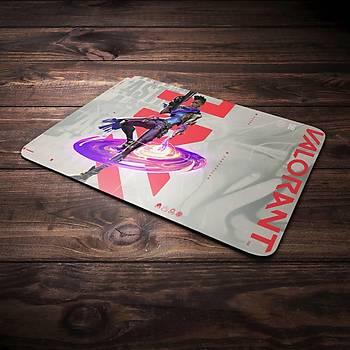 Valorant Ajan Astra Mousepad Model 3 Desenli