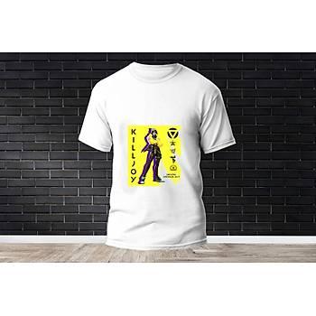 Killjoy Baskýlý Model 11  T-Shirt