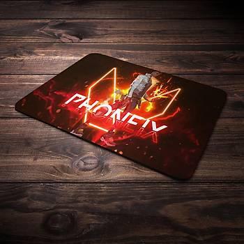 Valorant Model Phoenix Baskýlý Mousepad (BÜYÜK GAMEPAD)