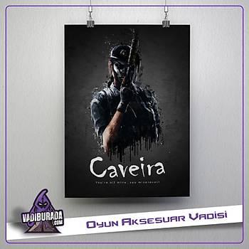 Rainbow Six Siege : Caveira Poster