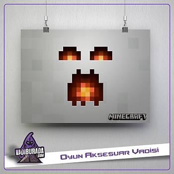 Minecraft: Poster: M8