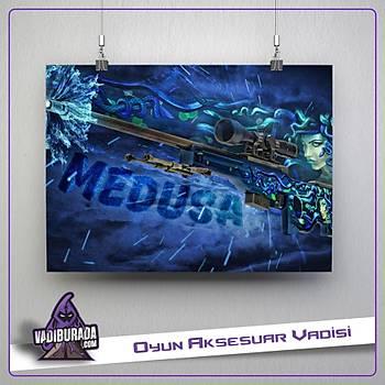 CS:GO : Medusa Poster