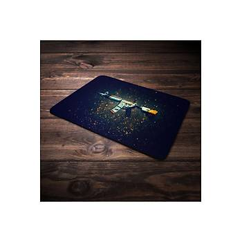 CS GO Oyuncu Mousepad Model 6 (GAMEPAD)