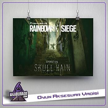 Rainbow Six Siege : A-Model 8 Poster
