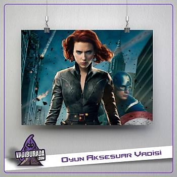Black Widow : Poster