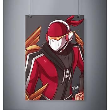 Zed: Poster
