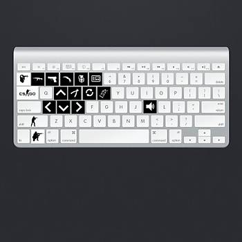 CS:GO Klavye Sticker