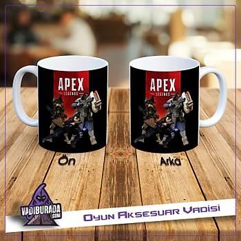 Apex Legends Logolu Kahramanlar Kupa