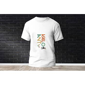 Raze Baskýlý Model 27  T-Shirt