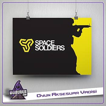 CS:GO  Space Soldiers: Poster