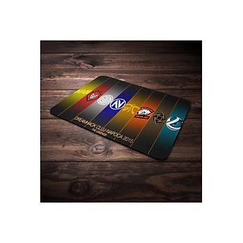 CS GO Oyuncu Mousepad Model 45 (GAMEPAD)