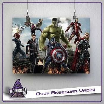 Avengers 5: Poster