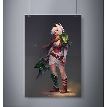 Riven: Poster