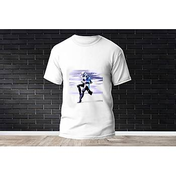 Cypher Baskýlý Model 15  T-Shirt