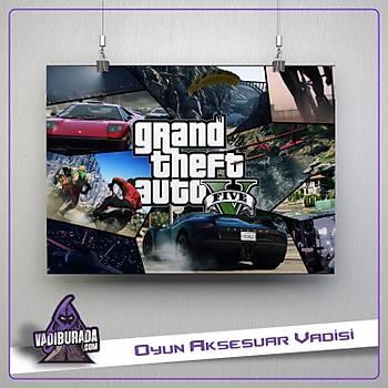 GTA 5: M13: Poster