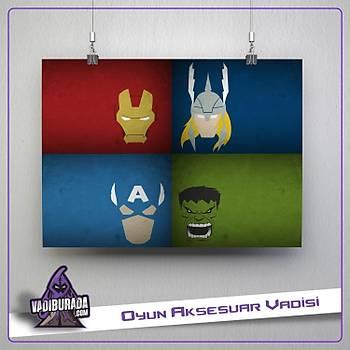 Avengers : Poster