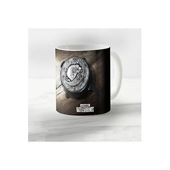 PUBG Temalý Model 12 Porselen Kupa Bardak